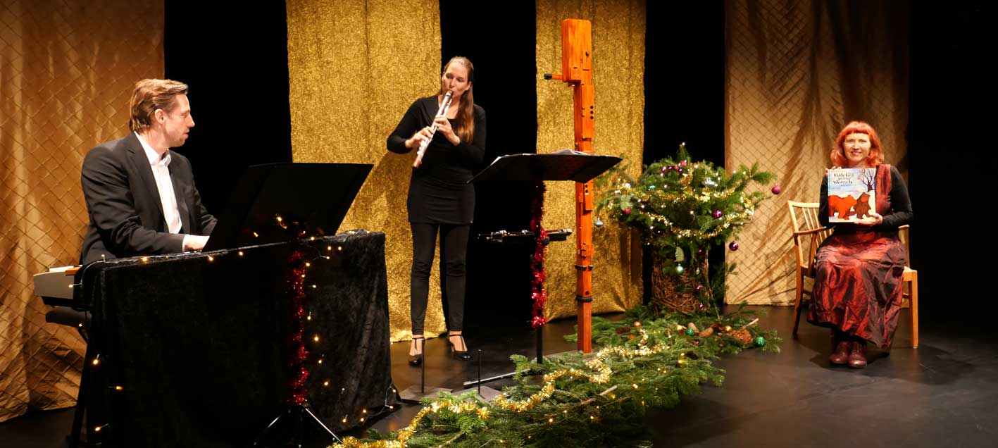 "Advents-Premiere ""Pollekes größter Wunsch"""
