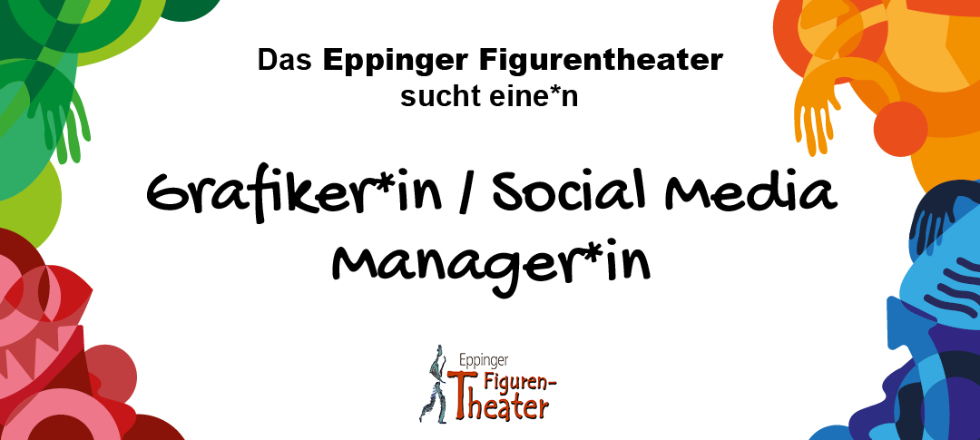You are currently viewing Stellenausschreibung Grafiker*in / Social Media Manager*in