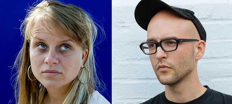 You are currently viewing Heute Abend im Fokus: das Autor*innen Duo Sophie Blomen und Max Reiniger