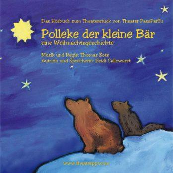 Polleke der kleine Bär – Eine Weihnachtsgeschichte
